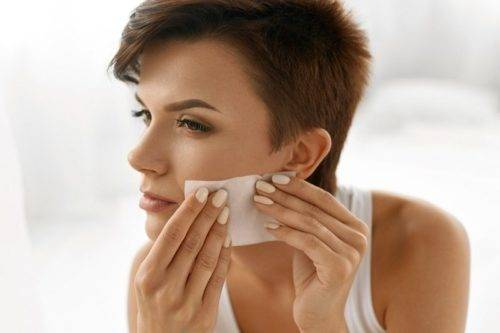 Как очистить поры на лице