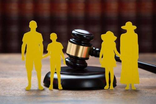 В какой суд подать на развод