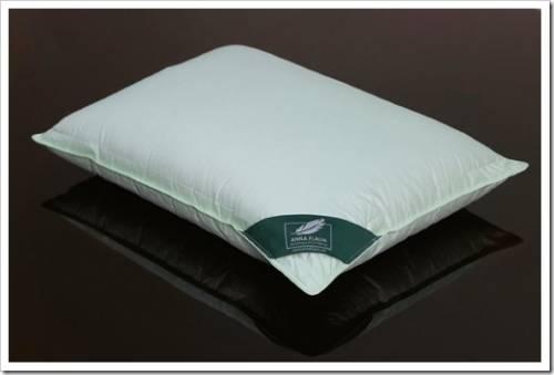 Отличить пуховую подушку предельно просто