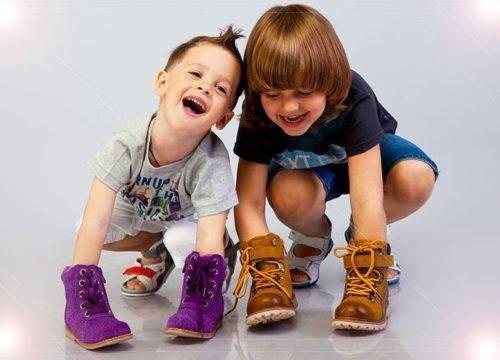 Как правильно выбрать размер обуви ребенку