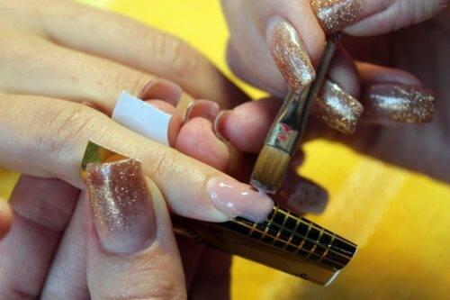 Что нужно для наращивания ногтей гель лаком