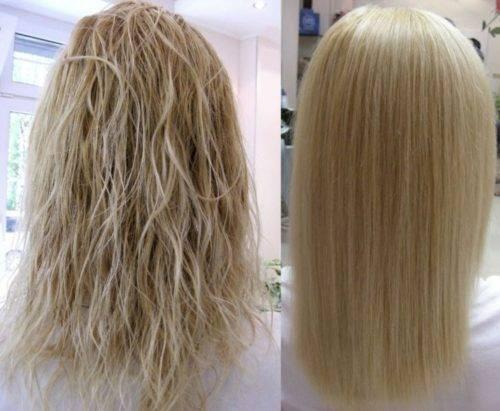 Флюид для волос - что это такое