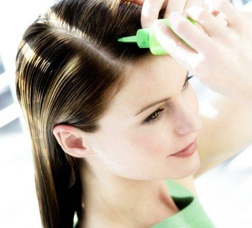 Как наносить маску для волос
