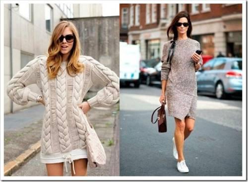 Трикотажные платья, как замена классическому дресс-коду