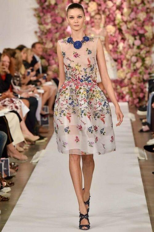Какие женские платья модные в 2019 году
