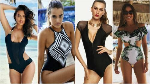 Какие купальники в моде летом 2019
