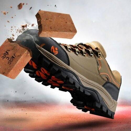 Виды рабочей обуви