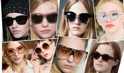 Как подобрать солнцезащитные очки женщине