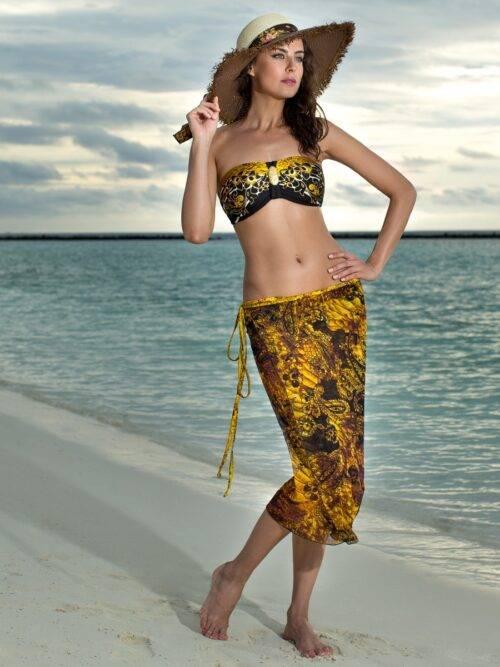 Виды пляжной одежды