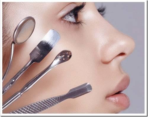 Поддерживание чистоты кожи лица