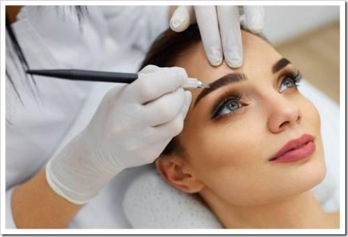 Какой перманентный макияж наиболее безопасен?