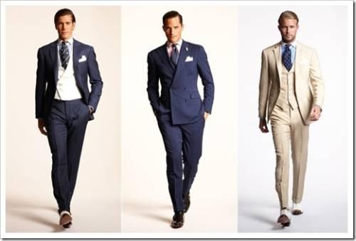 Стоит ли покупать уже готовый мужской костюм?