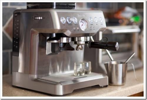 Очистка кофемашины от накипи