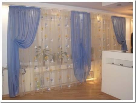 Критерии выбора тюлевых штор