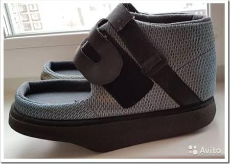 Ортопедическая обувь для диабетиков
