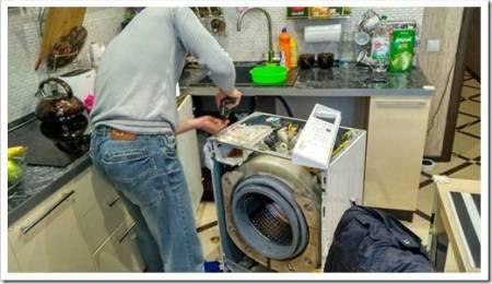 Как избежать поломки стиральной машины?