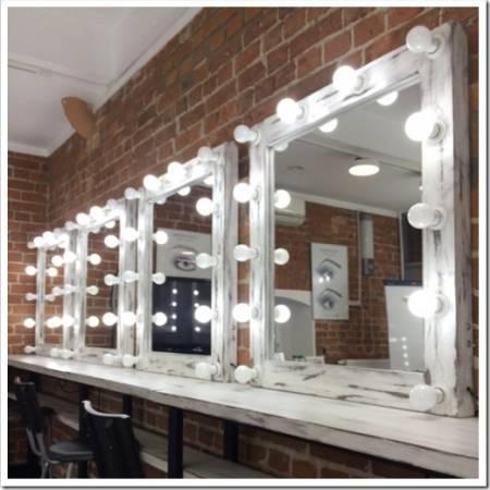 Отличия гримёрного зеркала от традиционных моделей