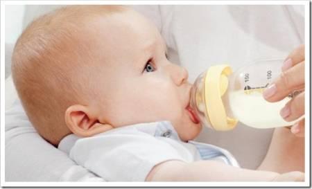 Как выбрать бутылочку для кормления малыша