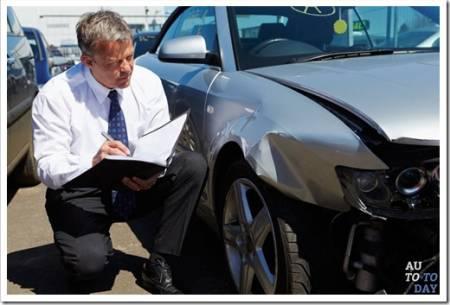 На каких принципах проводится экспертная оценка повреждённого авто?