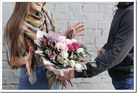 Покупка цветов с доставкой