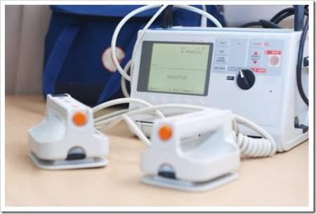 Дефибрилляторы и мониторы пациента