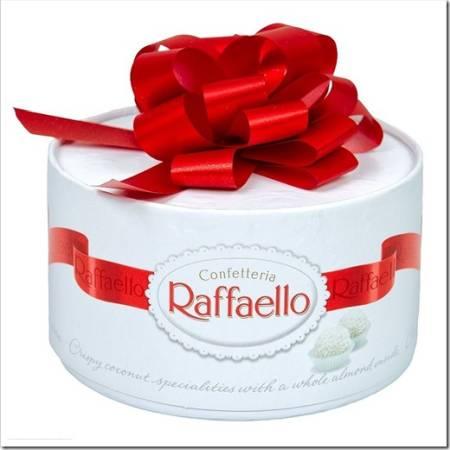 Из чего состоит Raffaello?